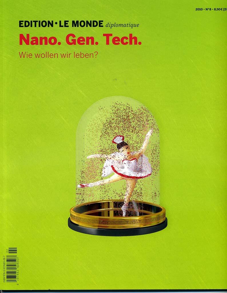 Nano.Gen-Tech. Wie wollen wir leben?